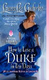 Book Cover How to Lose a Duke in Ten Days: An American Heiress in London