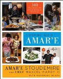Book Cover Cooking with Amar'e: 100 Easy Recipes for Pros and Rookies in the Kitchen