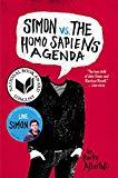 Book Cover Simon vs. the Homo Sapiens Agenda