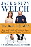 Book Cover The Real-Life MBA: Your No-BS Guide to Winning the Game, Building a Team, and Growing Your Career