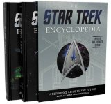 Book Cover The Star Trek Encyclopedia, Revised and Expanded Edition: A Reference Guide to the Future