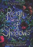 Book Cover Reign of Shadows