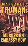 Book Cover Murder on Embassy Row: A Capital Crimes Novel