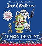 Book Cover Demon Dentist CD