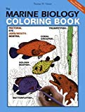 Book Cover The Marine Biology Coloring Book, Second Edition