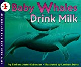 Book Cover Baby Whales Drink Milk