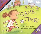 Book Cover Game Time! (MathStart 3)
