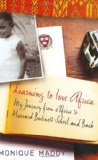 Book Cover Learning to Love Africa: My Journey from Africa to Harvard Business School and Back