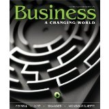 Book Cover Business: A Changing World, Fourth Canadian Edition