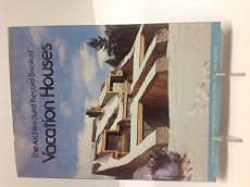 Book Cover The Architectural Record Book of Vacation Houses