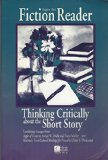 Book Cover English 1302 fiction reader: Thinking critically about the short story (College Custom series)