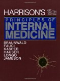 Book Cover Harrison's Principles of Internal Medicine, 15th Edition