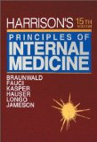 Book Cover Harrison's Principles of Internal Medicine (Volume 1 ONLY of 2-Volume Set)