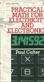 Book Cover Practical Math for Electricity and Electronics (McGraw-Hill/VTX series)