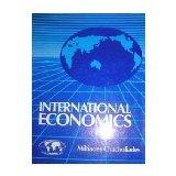 Book Cover International Economics (Mcgraw-Hill Series in International Business and Economics)