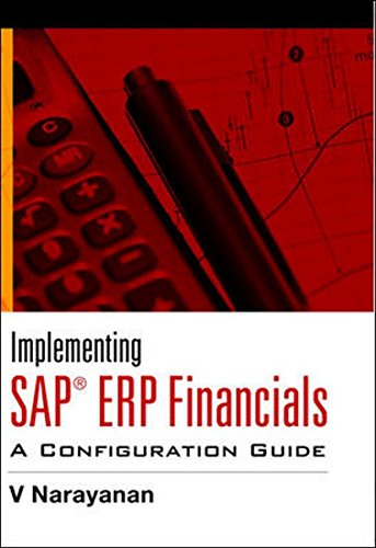 Book Cover Implementing SAP ERP Financials: A Configuration Guide