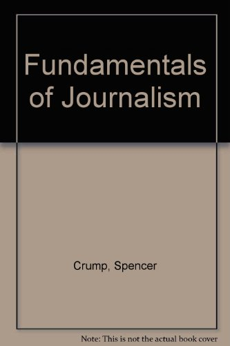 Book Cover Fundamentals of Journalism