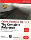 Book Cover Oracle Database 11g: The Complete Reference