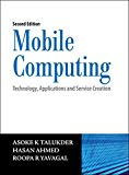 Book Cover Mobile Computing, Second Edition