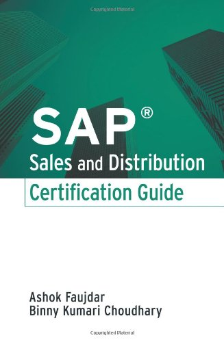 Book Cover SAP® Sales and Distribution Certification Guide