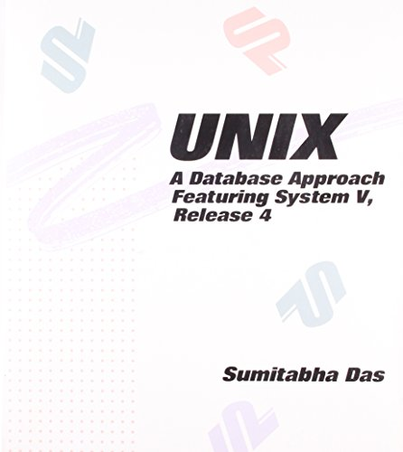 Book Cover Unix: A Database Approach, Featuring System V, Release 4 (Mcgraw-Hill Unix/C)