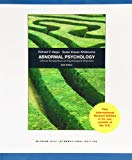 Book Cover Abnormal Psychology: Clinical Perspectives on Psychological Disorders