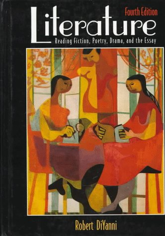 Book Cover Literature: Reading Fiction, Poetry, Drama, and the Essay