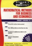 Book Cover Schaum's Outline of Mathematical Methods for Business and Economics