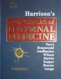 Book Cover Harrison's Principles of Internal Medicine, 14th edition (Volume 1)