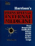 Book Cover Harrison's Principles of Internal Medicine, 14th edition (Volume 2)