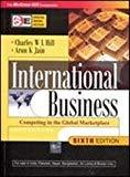 Book Cover International Business (SIE)