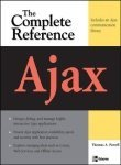 Book Cover Ajax: The Complete Reference (Complete Reference Series)