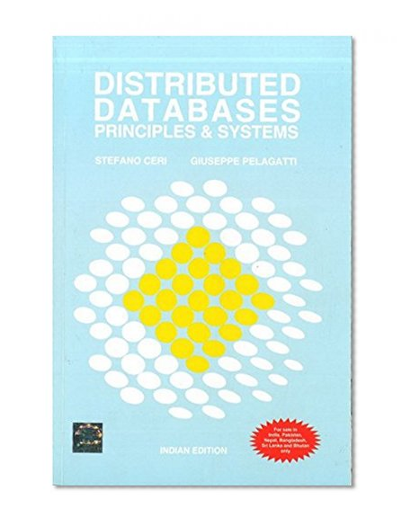 Book Cover Distributed Databases:Principles and Systems