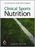 Book Cover Clinical Sports Nutrition, 4th Edition