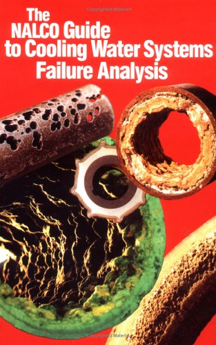 Book Cover The Nalco Guide to Cooling-Water Systems Failure Analysis