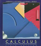 Book Cover Calculus for Business, Economics, And The Social and Life Sciences