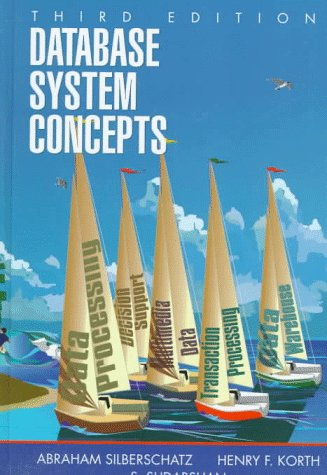 Book Cover Database System Concepts