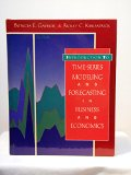 Book Cover Introduction to Time-Series Modeling and Forecasting in Business and Economics