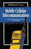 Book Cover Mobile Cellular Telecommunications: Analog and Digital Systems