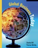 Book Cover Global Business Today [Paperback] by Hill, Charles W. L.; McKaig, Thomas