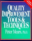 Book Cover Quality Improvement Tools & Techniques