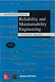 Book Cover An Introduction To Reliability and Maintainability Engineering