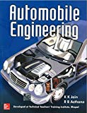 Book Cover Automobile Engineering