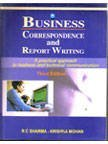Book Cover Business Correspondence And Report Writing: A Practical Approach To Business &Amp; Technical Communication
