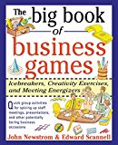Book Cover The Big Book of Business Games: Icebreakers, Creativity Exercises and Meeting Energizers