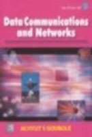 Book Cover Data Communication And Networking