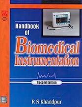 Book Cover Handbook of Biomedical Instrumentation
