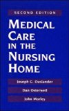 Book Cover Medical Care in the Nursing Home