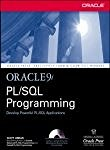 Book Cover ORACLE 9i PL/SQL PROGRAMMIHNG WITH CD