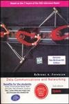 Book Cover Data communication and networking 2ed